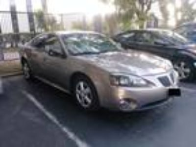 2007 Pontiac Grand Prix for Sale by Owner