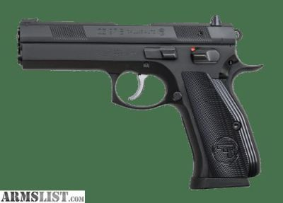 For Sale: NIB, CZ 97B