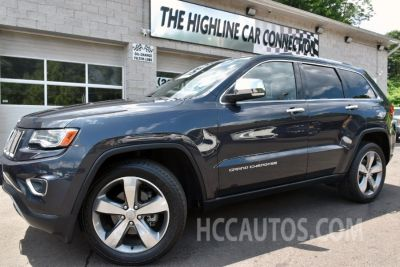 2014 Jeep Grand Cherokee Limited (Maximum Steel Metallic Clearcoat)