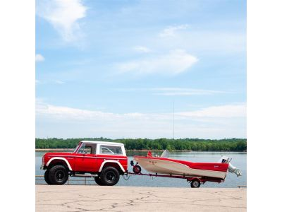 1960 Redfish Boat