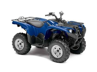 2014 Yamaha Grizzly 550 FI Auto. 4x4 EPS Utility ATVs Roca, NE