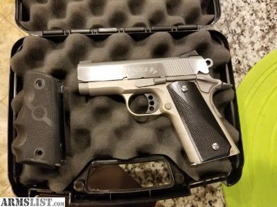 "For Trade: COLT DEFENDER 1911 45 ACP 3"" BARREL"