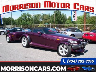 1997 Plymouth Prowler Base (Purple)