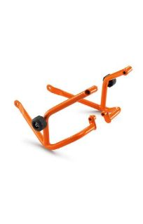 Buy New Genuine KTM 390 Duke Orange Crash Cage Crash Bar Set motorcycle in Kissimmee, Florida, United States, for US $199.99