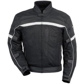 Buy Tourmaster Draft Air 2 Black Large Mesh Textile Motorcycle Jacket Lrg Lg motorcycle in Ashton, Illinois, US, for US $143.99