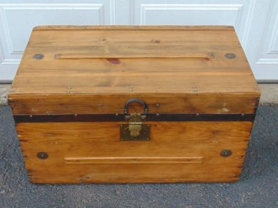 Lovely Antique Trunk