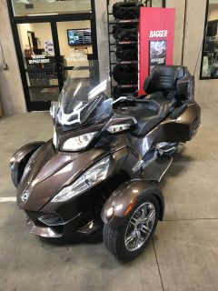 2012 Can-Am Spyder RT Limited Trikes Motorcycles Portland, OR