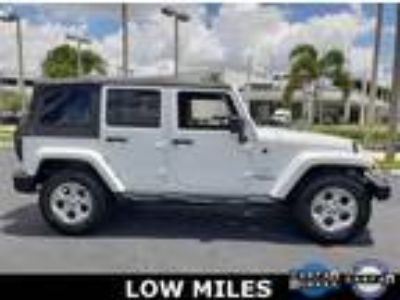 used 2015 Jeep Wrangler for sale.