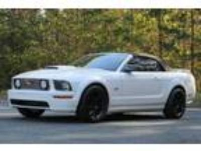 Used 2007 Ford Mustang GT Premium Convertible