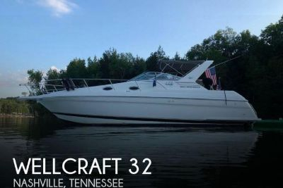 1997 Wellcraft 32