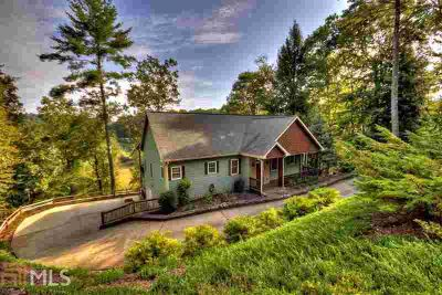 755 Pocaset Dr Ellijay, Enjoy mountain living in this