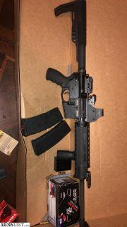 For Sale: BUILT AR-15! Price drop