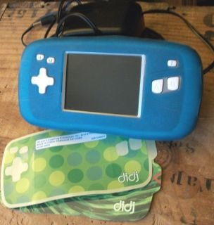LeapFrog didj plus 6 games and extras