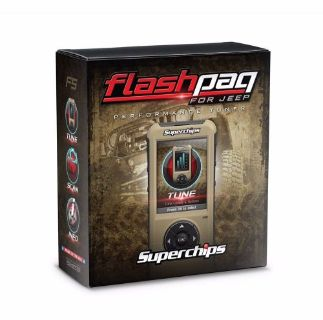 Purchase Superchips Flashpaq #3874 Tuner Programmer 1999 - 2004 Jeep Grand Cherokee 4.0 motorcycle in Columbus, Ohio, United States, for US $369.95