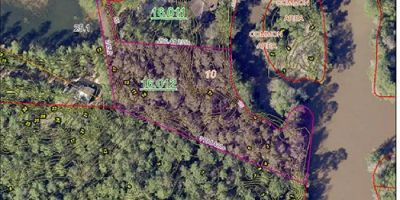 Waterfront Lot on Clay City Rd in Fairhope!