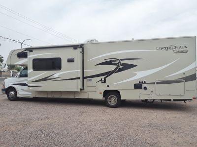 2015 Coachmen Leprechaun 320BH (Chevy)