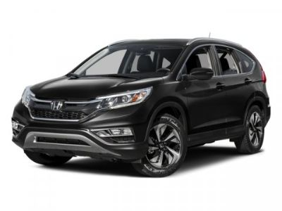2015 Honda CR-V Touring (Silver)