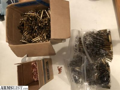 For Sale: 223 Reloading Supplies