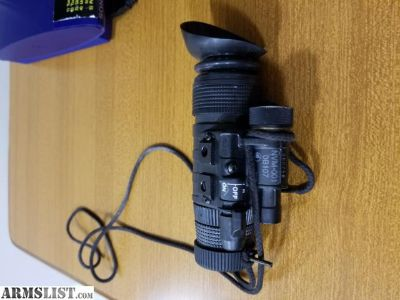 For Sale: Insight Technologies Night Vision