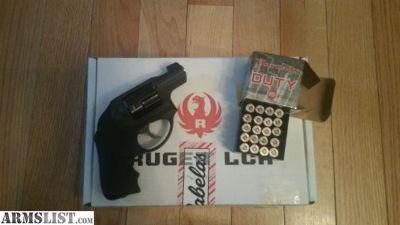 For Sale: Ruger LCR .357 magnum