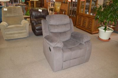 New Recliner in Chocolate Color