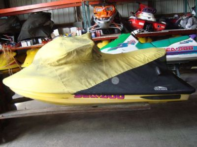 Buy Sea Doo XP Cover 1997 1998 1999 2000 2001 2002 2003 2004 Shock Seat #21 motorcycle in Green Bay, Wisconsin, United States, for US $85.00