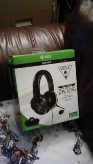x box one headset new in box