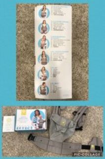Lillebaby Complete Airflow 360 baby carrier