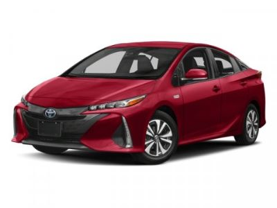 2018 Toyota Prius Prime Advanced (Hypersonic Red)