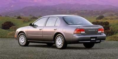 1999 Nissan Maxima SE (Gold)