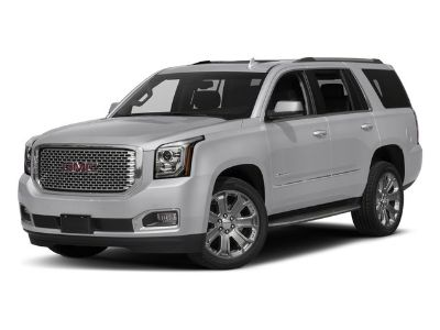 2018 GMC Yukon Denali (Satin Steel Metallic)