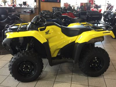 2018 Honda FourTrax Rancher 4x4 AT IRS EPS ATV Utility Troy, OH