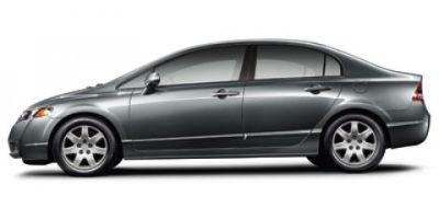 2009 Honda Civic LX (Atomic Blue Metallic)