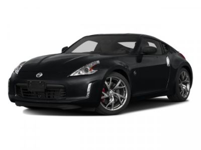 2017 Nissan 370Z Base (Magnetic Black)