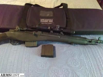 For Sale: M1A1 Scout