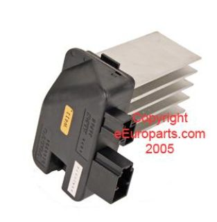 Buy NEW Genuine Volvo Heater Fan Motor Resistor (w/ ECC) 9134932 motorcycle in Windsor, Connecticut, US, for US $120.67