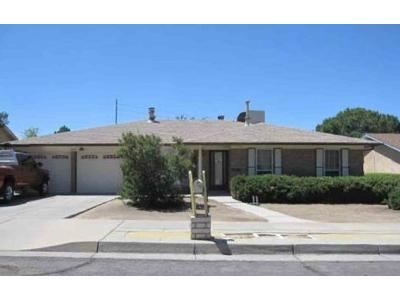 3 Bed 2 Bath Foreclosure Property in Albuquerque, NM 87109 - Marilyn Ave NE