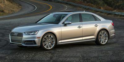 2018 Audi A4 Premium Plus (Brilliant Black)