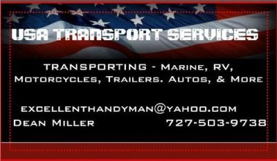 Marine and RV Transport