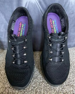 Black Light Weight Skechers