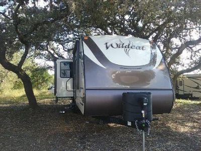 2017 Forest River Wildcat 312RLI