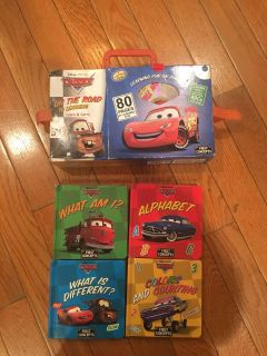 Disney Cars CD and Books