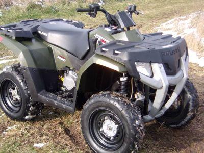 2008 Polaris Sportsman 300 Utility ATVs Mukwonago, WI