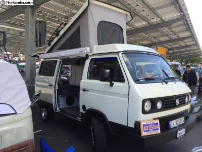 We Build To Order Westfalia. Campers