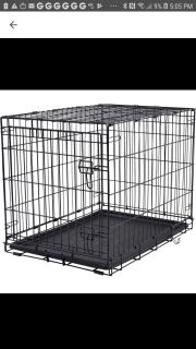 looking for large dog crate for 65lb plus dog crate.