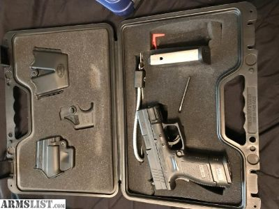 For Sale/Trade: Springfield XD .40 Sub-Compact