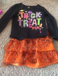3T Halloween outfit