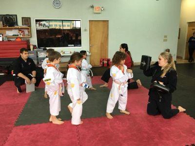 Children's Karate San Antonio