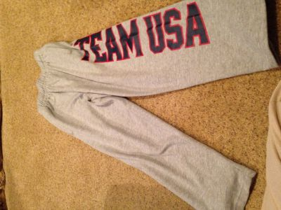 "Boys ""Team USA"" Sweat Pants"