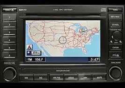 Dodge Chrysler Jeep New Update navigation dvd rec/rb1 VER. AL